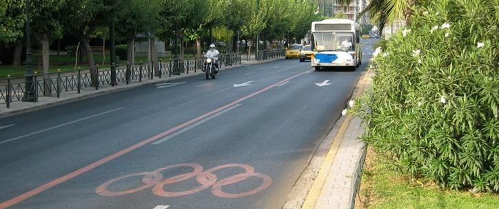 Athens Bus Lane