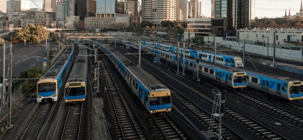 Six Trains