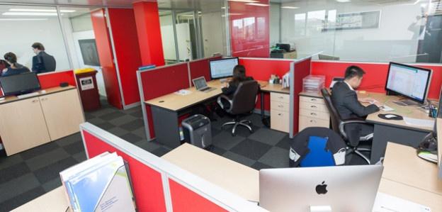 Office Renos